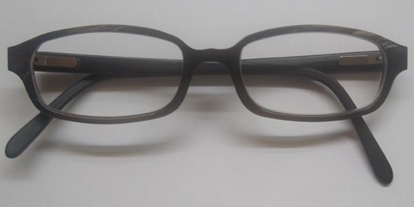 eckige Brillen handgefertigt aus Büffelhorn